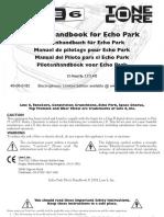 Tonecore - Echo Park - English ( Rev F )