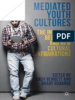 [Andy Bennett, Brady Robards (Eds.)] Mediated Youth