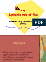 Lipinski Rule of Five