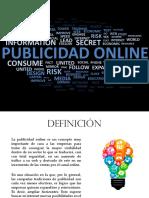 Ppt Publicidad Online y Comparativa