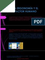 La ergonomía y el factor humano.pptx