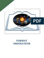 Le Livre de La Formation, Francais, Version Ordinateur, Mars 2017