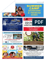 Summer Camp Education & Program Guide 0218SCT