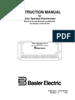MOC Operation Manual