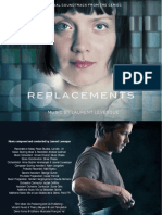 Laurent Levesque Replacements Series Sountrack Booklet