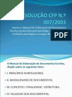 Documentos Que Decorrem de Avaliac3a7c3a3o Psicologica