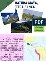 Literatura Pre-Hispánica - Pedro Cieza de León (1)