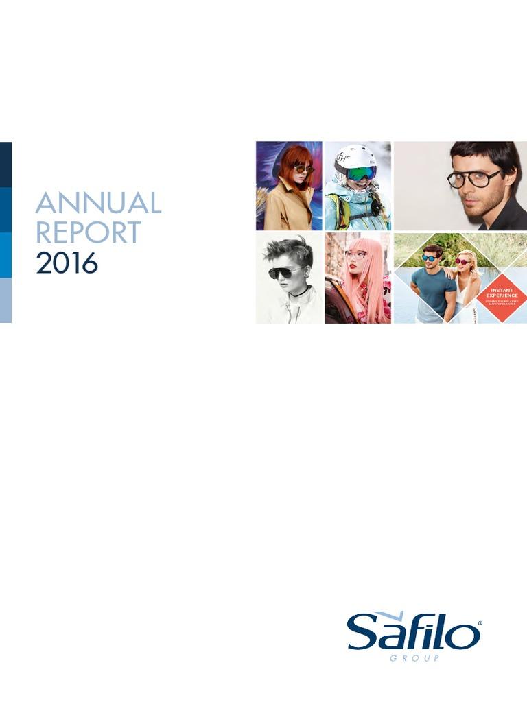 ec0c3832346 Safilo Group Annual Report 2016 ENG