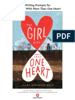 Girl With More Than One Heart Writing Prompts