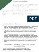La Sociedad Civil_Historia
