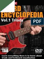 Chord Encyclopedia Triads