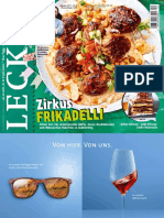 Lecker Kochmagazin Oktober No 10 2017