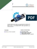 Flame Sensor Technical Manual