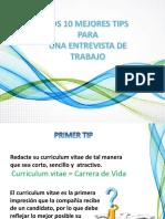 10-TIPS-PARA-UNA-ENTREVISTA-T.pptx