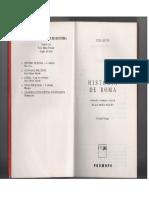 Tito Lívio - Ab Urbe Condita - Livro 1(Monarquia).pdf