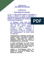 Direitos Sociais da Constituição.doc