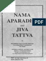 Nama aparadha jiva-tattva.pdf