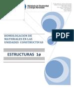 1A.- Estructuras MT - Monofásicas