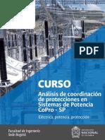 curso análisis de coordinación de protecciones UNAL