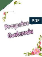 Proyectos de Guatemala Album