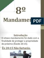 8 mandamento