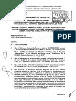 JOHAN CAMARGO ACOSTA - Incerpaz vs. Gobierno Regional Puno