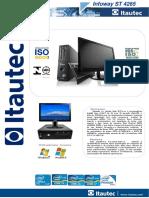 Itautec Infoway st 4265