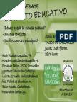 El Pacto Educativo