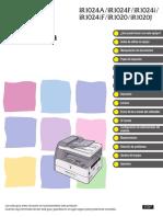 iR1020_Series_Basic_Operation_Guide_ES.pdf
