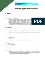 Optimiser la communication famille-école par l'utilisation du courriel (English Version)