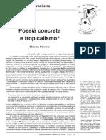 Poesia concreta e tropicalismo