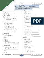Algebra 31