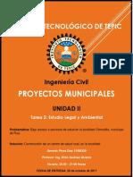 Estudio Legal y Ambiental Para un Centro de Salud Rural en Chimaltita, Ruiz, Nayarit