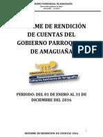 Folleto Rendicion de Cuentas 2016