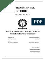 Waste Management Evs Project