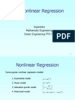 07- Regresi Nonlinear