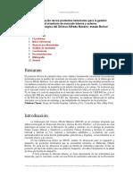 Caracterizacion Productos Terminados Gestion Del Inventario