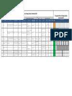 Plan de Trabajo Gestion Ambiental 2015