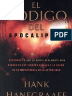 El Código del Apocalipsis - Hank Hanegraaff
