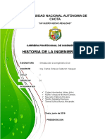 Historia Ingenieria Civil Peru