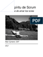 El Espiritu de Scrum - Alan Cyment
