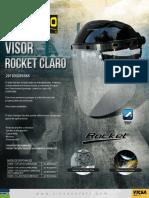 Ficha Rocket CLARO
