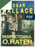 Edgar Wallace - Inspectorul O. Rater.docx