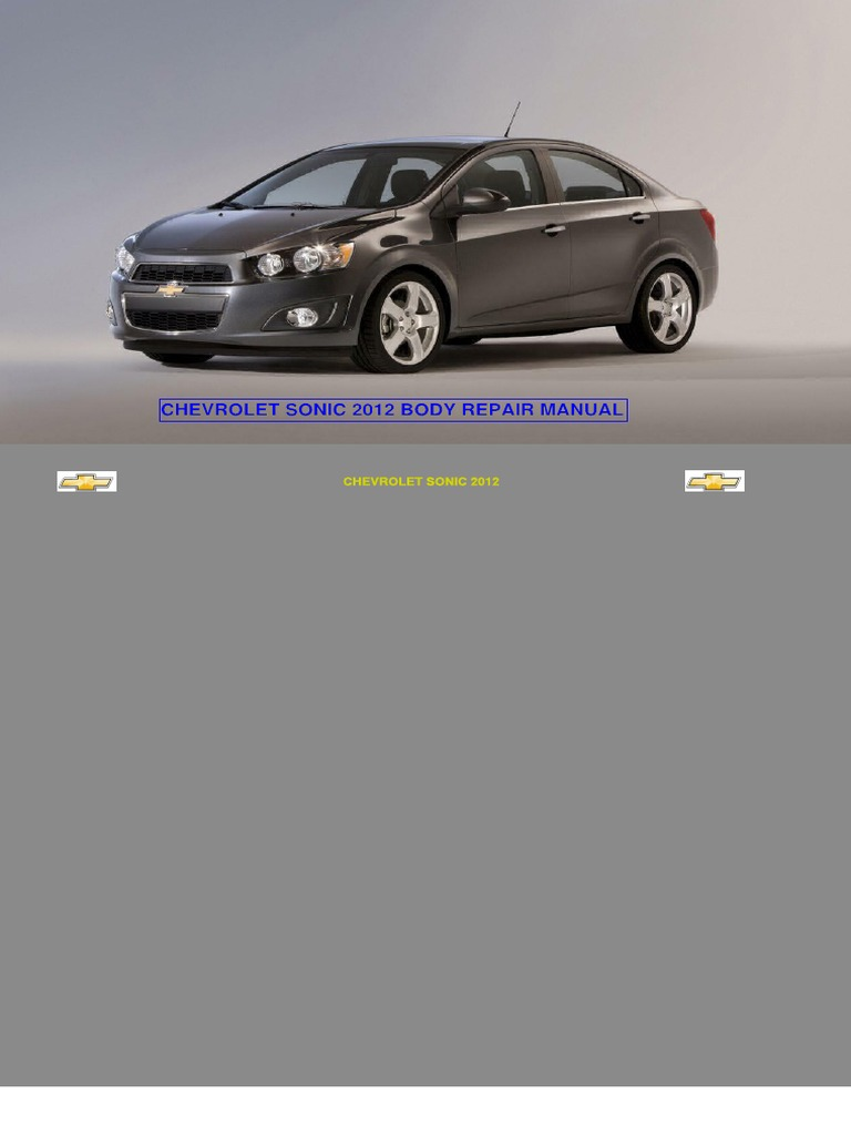 Chevrolet Sonic Repair Manual: Driver or Passenger Seat Back Cushion Heater Replacement