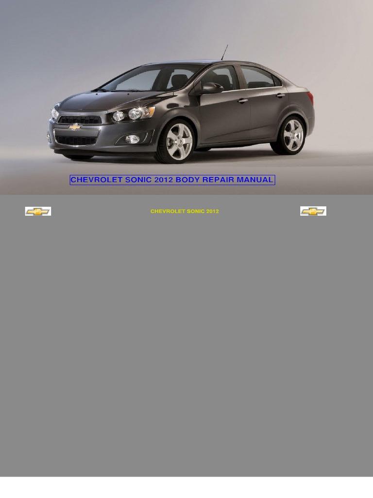 2012 13 14 2015 Chevrolet Sonic Door Sill Scuff Plate 4 Doors 5 Doors Hatchback