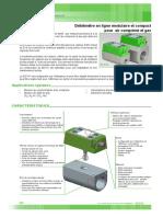 EE741_v2_0 - E+E Débitmètre en ligne modulaire et compact pour air comprimé et gaz