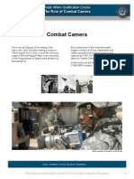The Role of Combat Camera