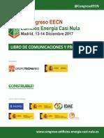 Congreso Edificios Energia Casi Nula 4 2018 Libro Comunicaciones