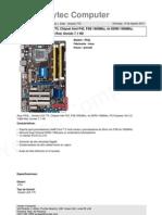 Asus P5QL - Socket LGA 775