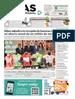 Mijas Semanal nº775 Del 9 al 15 de febrero de 2018